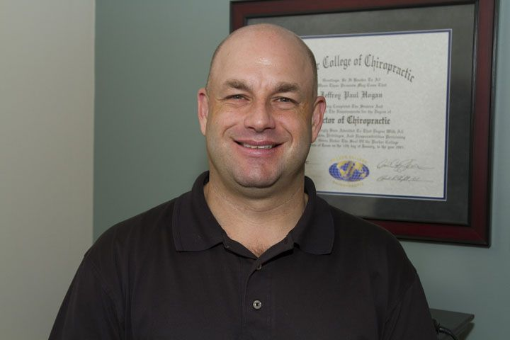 Dr. Jeff Hogan at Hogan Spine & Rehab
