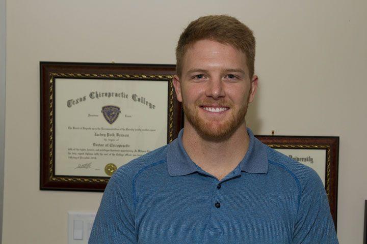 Dr. Zach Benson of Hogan Spine & Rehab