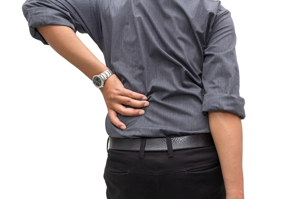 Back pain is a condition chiropractors treat